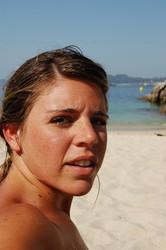 fotos robadas de chicas en la playa: