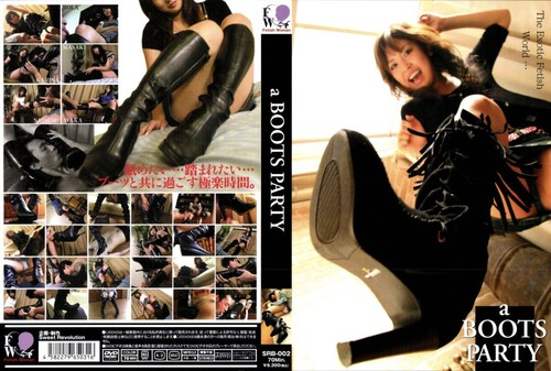 SRB-002 A Boots Party Asian Femdom