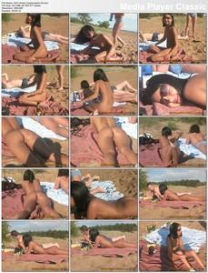 0231 - Kirbon - Russian Nudist Beach - Clip 2