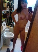 latina girl,mirror,hot
