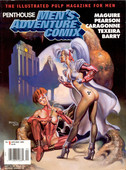 Penthouse - Mens Adventure Comix - 01