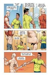 comic gay blowjob